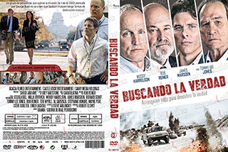 Shock and Awe - Buscando la Verdad - Cover DVD